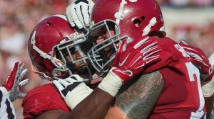 No. 4 Alabama's big men on pose challenge to Tennessee on both sides of ball