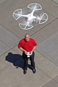 Drones help real estate sales soar